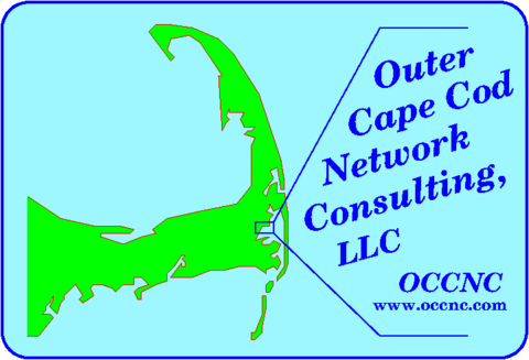Logo: Outer Cape Cod Network Consulting, LLC (OCCNC)